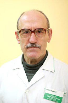 Врач-уролог первой квалификационной категории