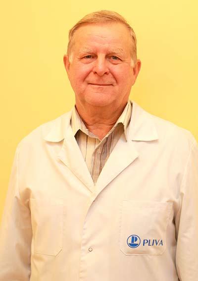 Врач-оториноларинголог высшей категории