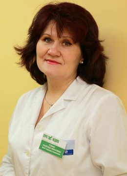 Акушер-гинеколог первой категории