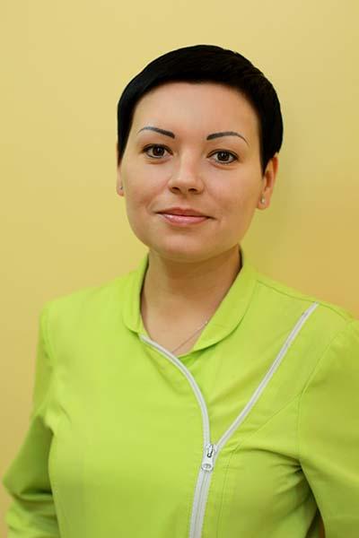 Медицинская сестра первой квалификационной категории